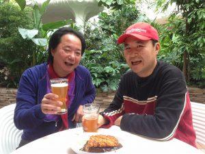 青山純&伊藤広規(2012)
