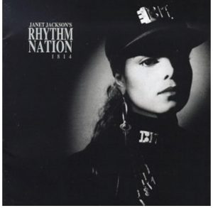 Rhythm Nation 1814 / JANET JACKSON 1989