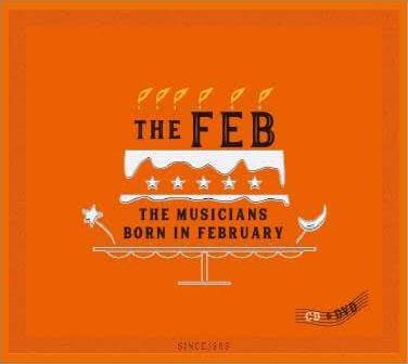 CD&DVD 『 THE FEB / THE FEB』