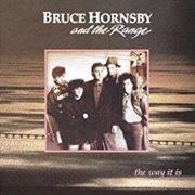 """The way it is / Bruce Hornsby & The Range"" 1986年"
