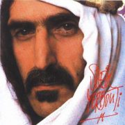 """Sheik Yerbouti / Frank Zappa & The Mothers Of Invention"" 1979年"