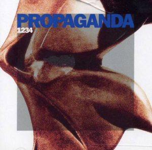 """""""1234 / PROPAGANDA"""" 1990年"""