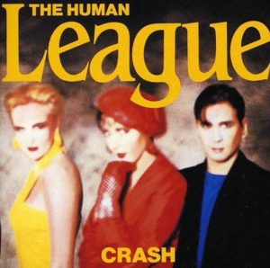 CRASH / THE HUMAN League 1986年