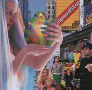 """SEVEN / SEVEN (斉藤和義、小田原豊、伊藤広規)"" 1999年"