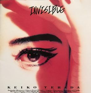"""""""INVISIBLE / 寺田恵子"""" 1993年"""