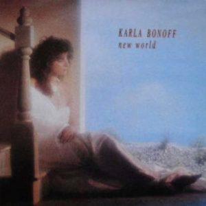"""New World / Karla Bonoff"" 1988年"