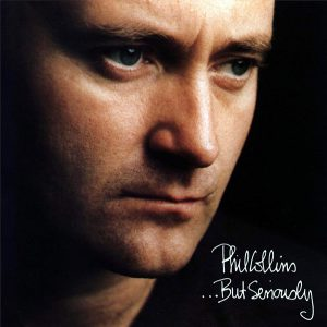 """But Seriously / Phil Collins"" 1989年"
