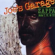 """Joe's Garage / Frank Zappa"" 1979年"