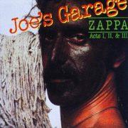 """Joe's Garage / Frank Zappa"" 1979年"