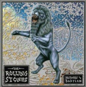 "(""Bridges to Babylon / The Rolling Stones"" 1997年)"