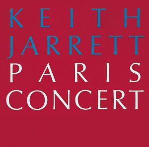 """""""Paris Concert / Keith Jarrett"""" 1990年"""