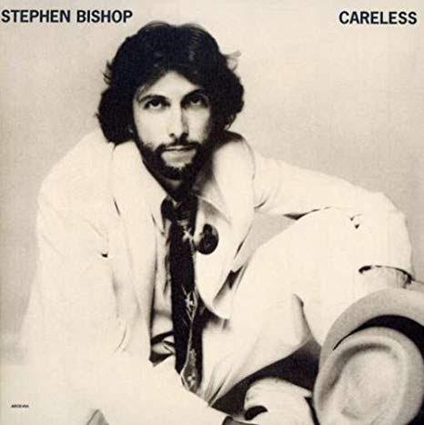 """(""""cereless / Stephen Bishop"""" 1976年)"""