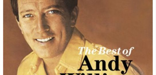 """(""""Andy Williams Show / Andy Williams"""" 1966年)"""
