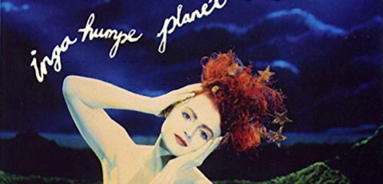 "(""Planet Oz / Inga Humpe"" 1990年)"