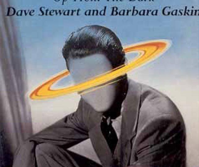 "(""Up From The Dark / Dave Stuwart and Barbara Gaskin"" 1986年)"