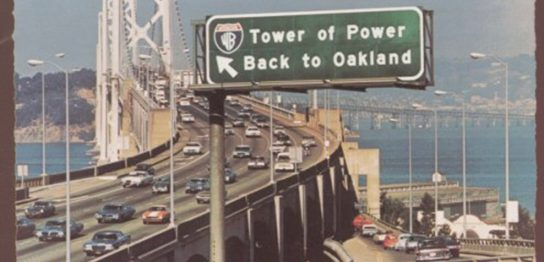 "(""Back to Oakland / Tower Of Power"" 1974年)"