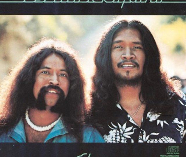 "(""Elua / Cecilio & Kapono"" 1975年)"