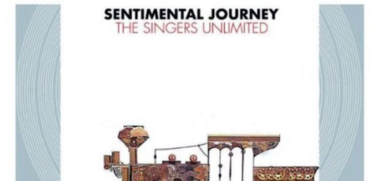 "(""Sentimental Journey / The Singers Unlimited feat. Robert Farnon Orchestra"" 1976年)"