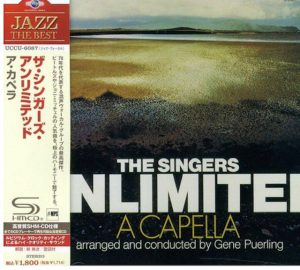 "(""A capella / The Singers Unlimited"" 1972年)"