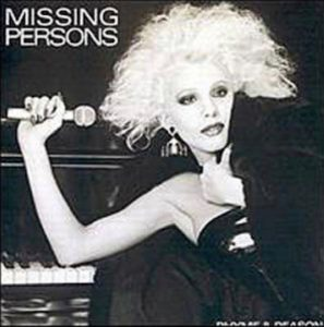 "(""Rhyme & Reason / Missing Persons"" 1984年)"