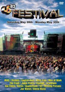 「DVD」US FESTIVA 1983年