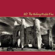 "(""焔[原題 The Unforgettable Fire] / U2"" 1984年)"
