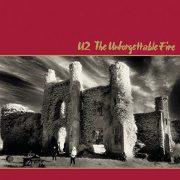 "(""焔[原題 The Unforgettable Fire] / U2"" 1984年)"