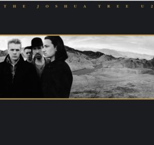 "(""The Joshua Tree  / U2"" 1987年)"