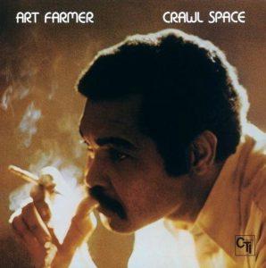 "(""crowl space / Art Farmer"" 1977年)"