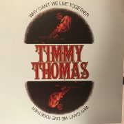 "(""Why can't we live together / Timmy Thomas"" 1972年)"