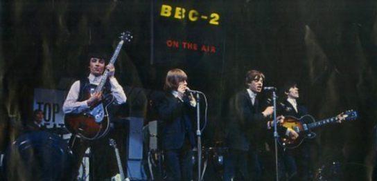 """([シングルA面]""""tell me / The Rolling Stones"""" 1964年)"""