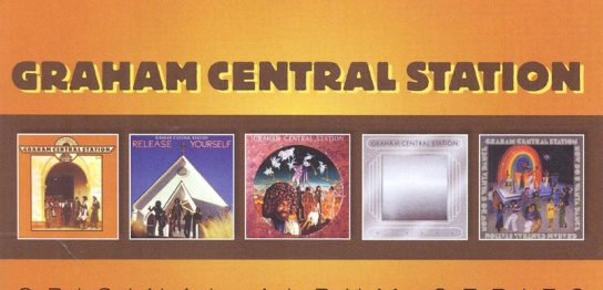 "(""Graham Central Station / Graham Central Station"" 1974年)"