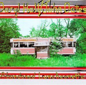 "(""Abandoned Luncheonette / Hall & Oates"" 1973年)"
