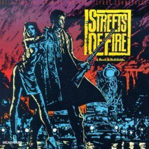 """(""""映画 Street of Fire サウンドトラック"""" 1984年)"""