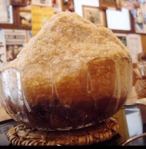 石垣島で食べたメニューにはない「コーヒーぜんざい」
