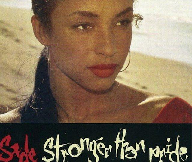 """(""""Stronger Than Pride / Sade"""" 1988年)"""