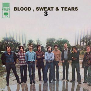 """(""""Blood, Sweat & Tears 3 / Blood, Sweat & Tears"""" 1970年)"""