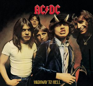 "(""Highway to Hell / AC/DC"" 1979年)"