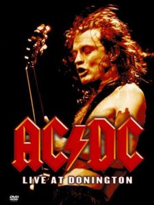 "(""Live At Donington / AC/DC"" 1991年)"