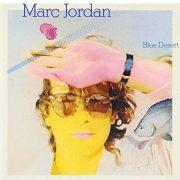 """(""""Blue Desert / Marc Jordan"""" 1979年)"""