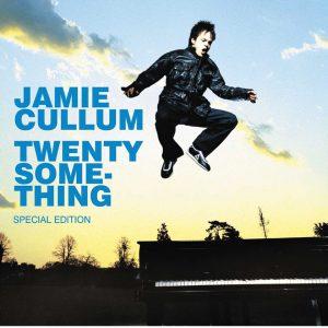 "(""Twenty somethingc / Jamie Cullum"" 2003年)"