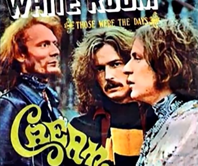 "(""[Sg] White Room / Cream"" 1968年)"
