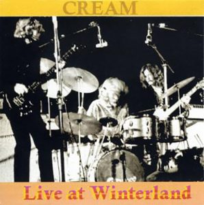 "(""Live at Winterland / Cream"" 1968年)"