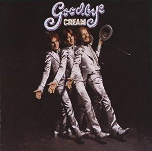 "(""Good bye Cream / Cream"" 1969年)"