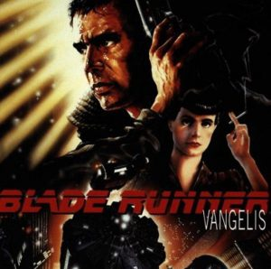 "(""Blade Runner Original Soundtrack / VANGELIS"" 1994年)"
