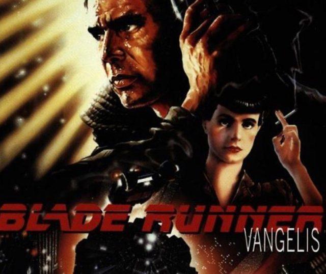 """(""""Blade Runner Original Soundtrack / VANGELIS"""" 1994年)"""