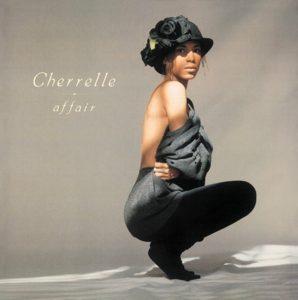 """(""""affair / Cherrelle"""" 1988年)"""