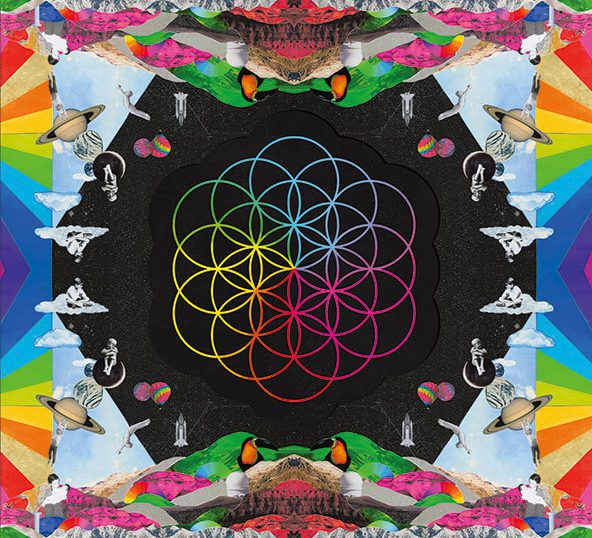 """(""""Adventure Of A Lifetime / COLDPLAY"""" 2015年)"""