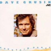"""(""""mountain dance / Dave Grusin"""" 1979年)"""