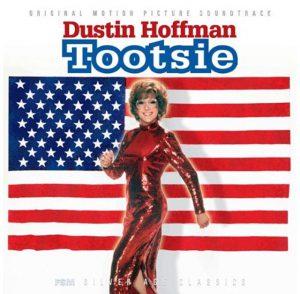 """(""""映画 Tootsie サウンドトラック / Dave Grusin"""" 1982年)"""